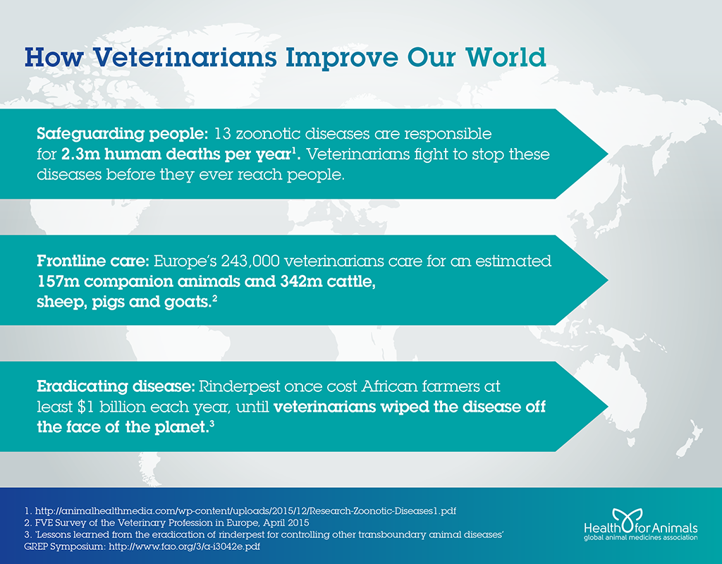 How veterinarians Improve Our World